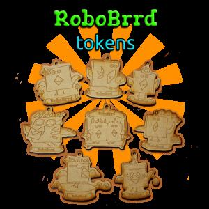 RoboBrrd Tokens