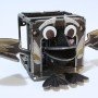RoboBrrd 3D - Look at that smile! :)