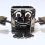 RoboBrrd 3D Assembled